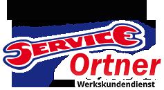 Logo: Ortner Spül- und Großküchentechnik GmbH